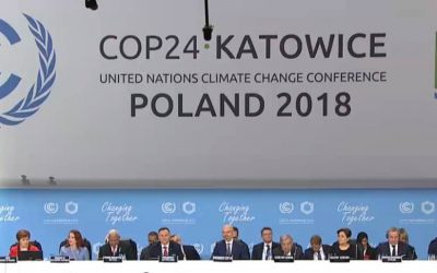 COP 24, Katowice, Poland, must live up to its expectations!